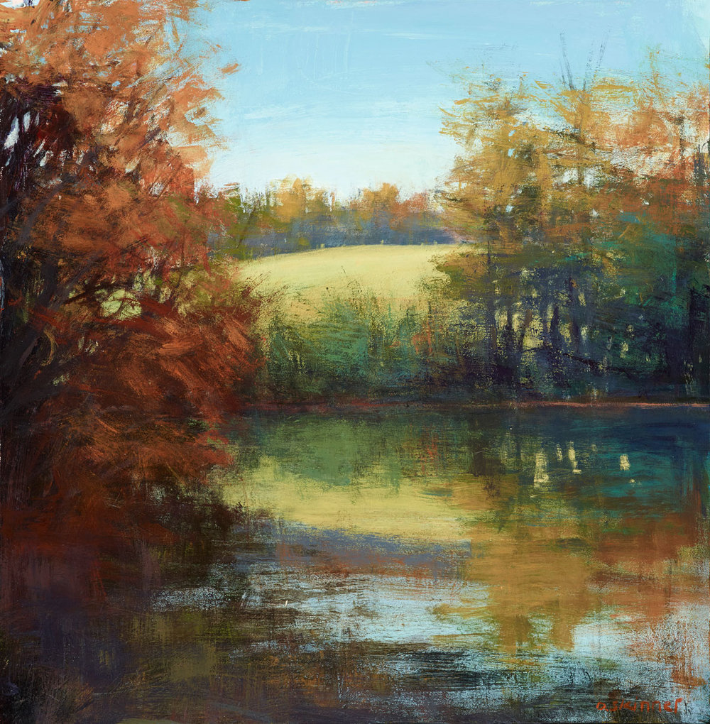 Lake Reflection (sold)