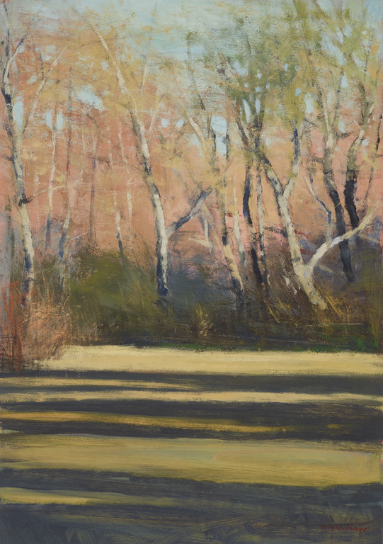 Treeline Shadows (sold)