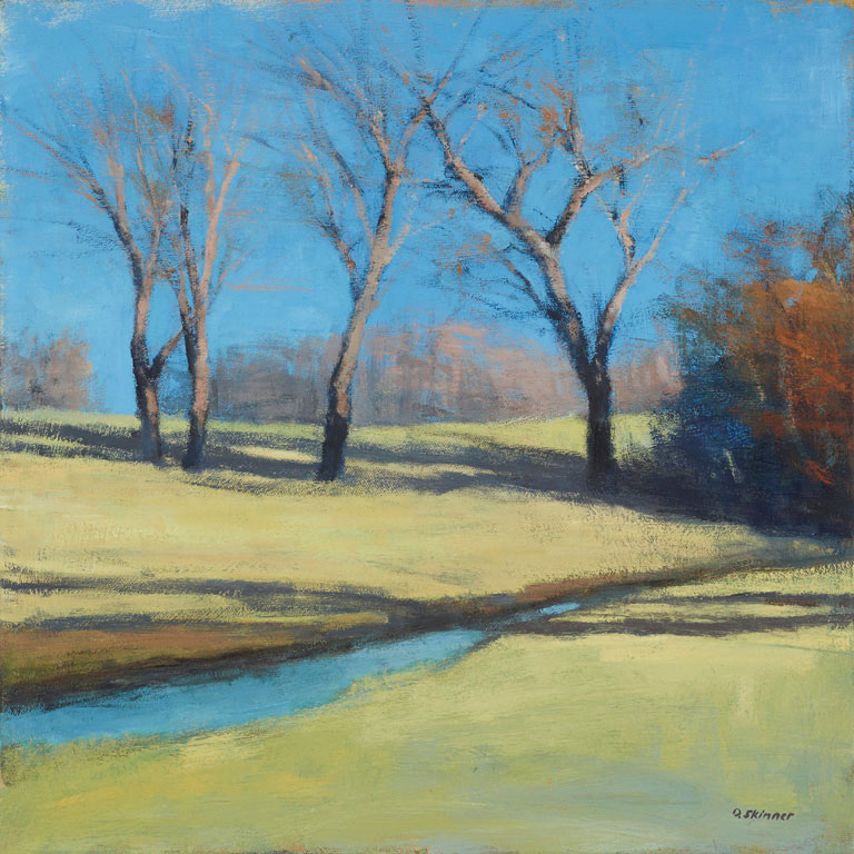 Creekside Trees (sold)