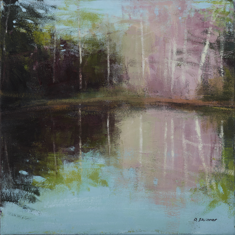 Pink Reflection (sold)