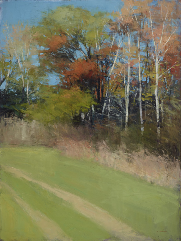 Fall Treeline (sold)