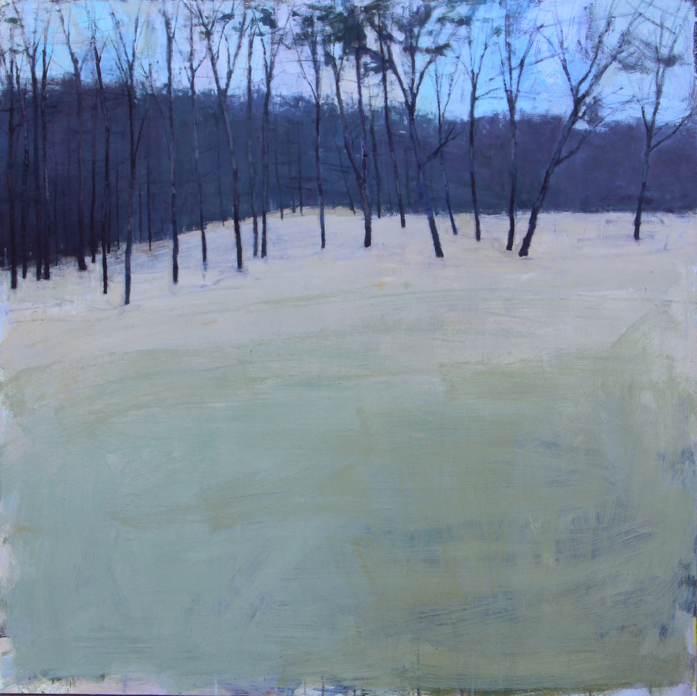 Winter Treeline (sold)