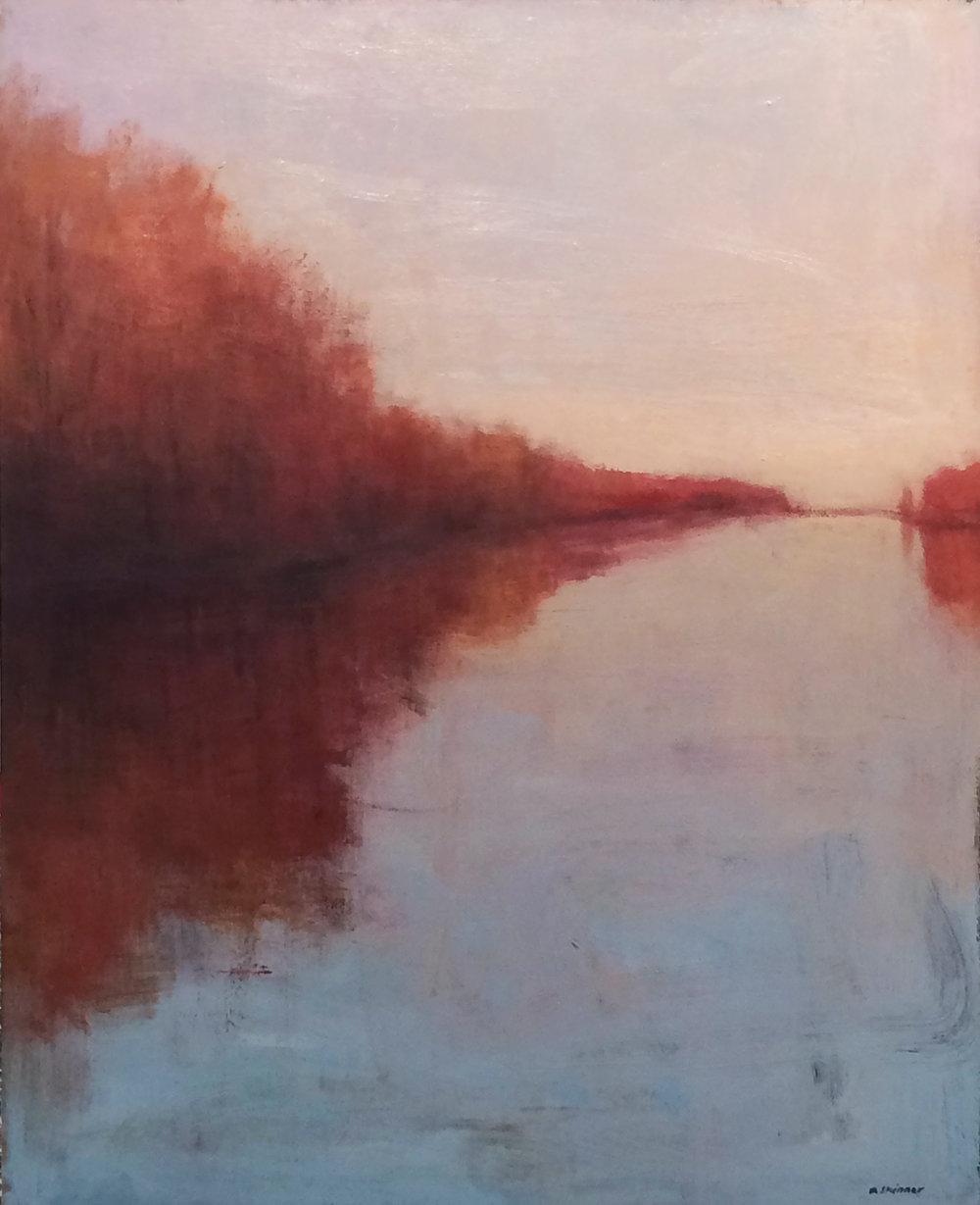 Evening Reflection (sold)