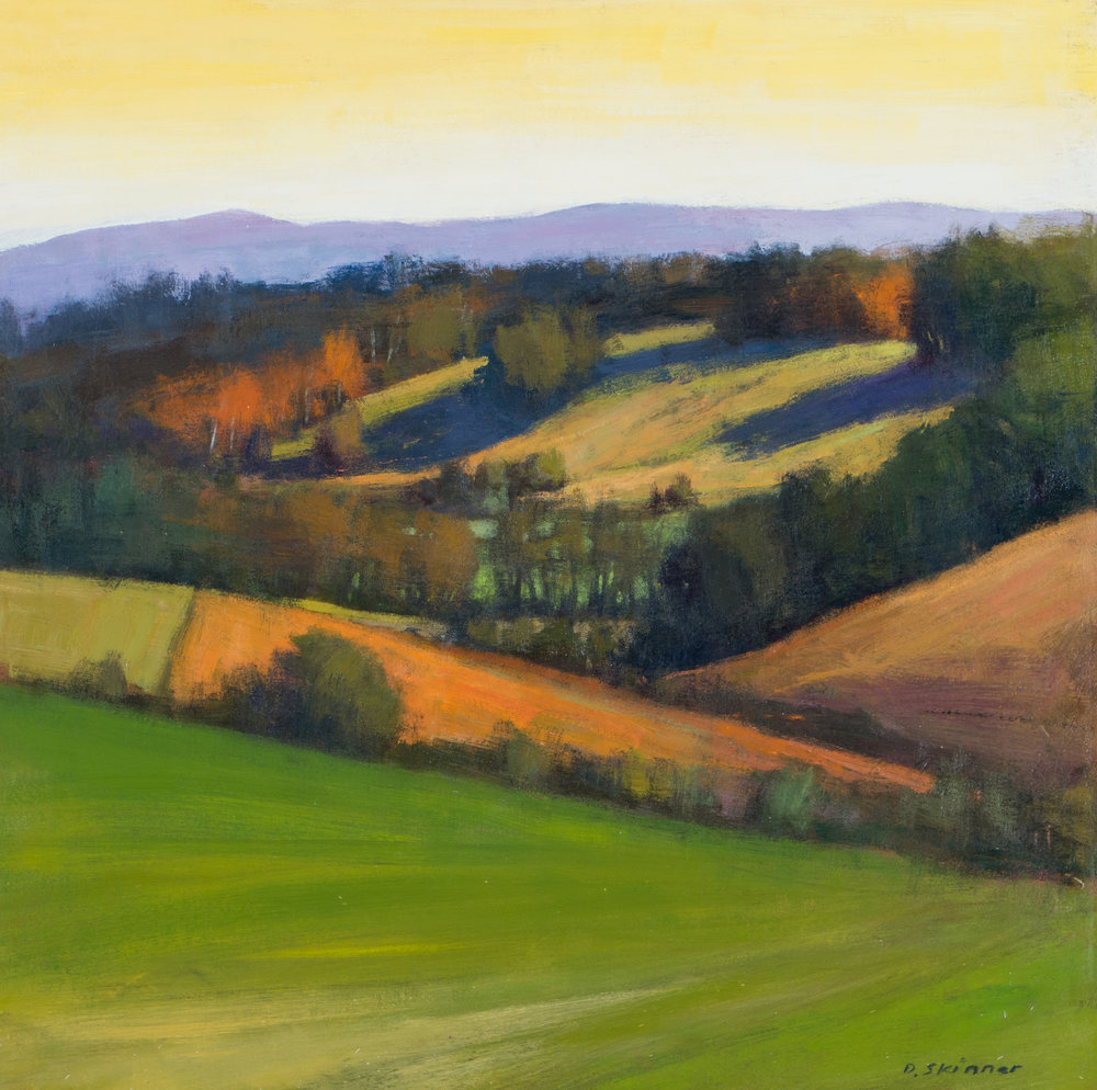Valley Shadows (sold)
