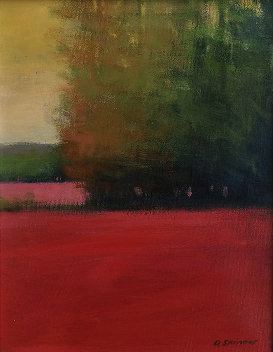 Red Pink Divide (sold)