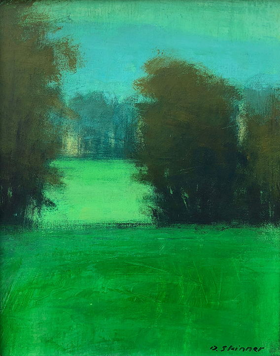 Blue Green Moment (sold)