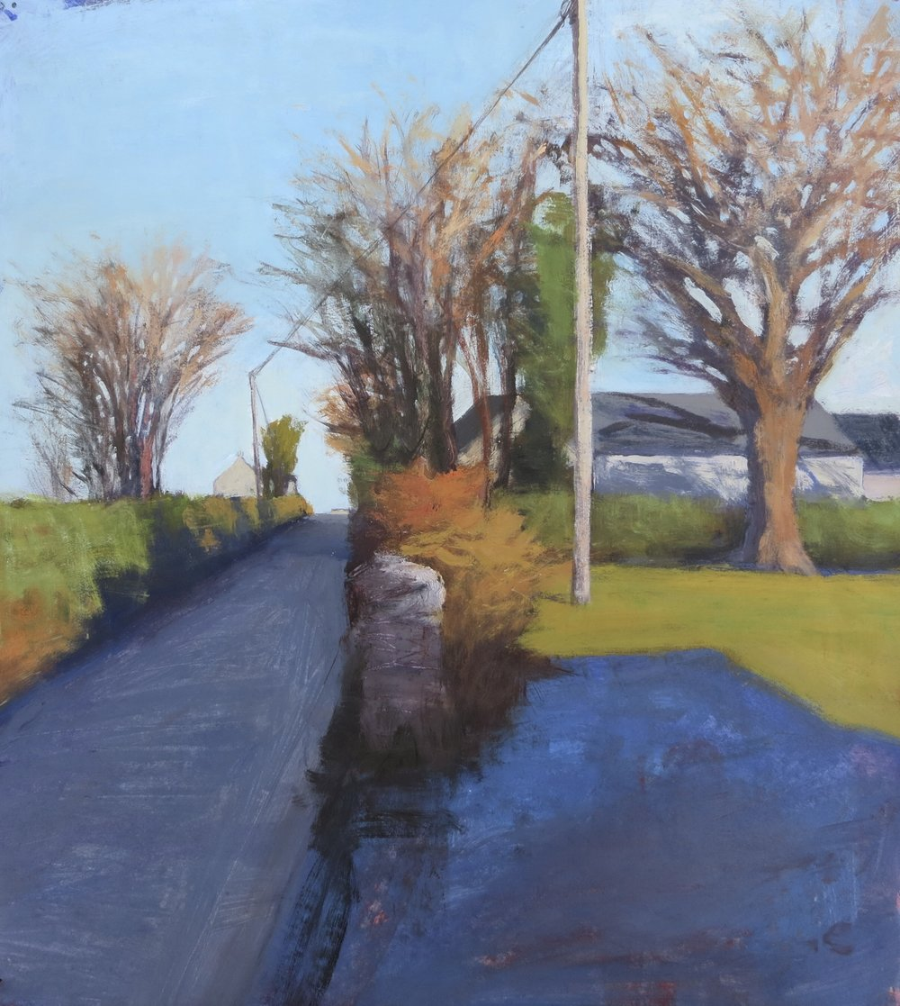 Roadside Shadows (sold)
