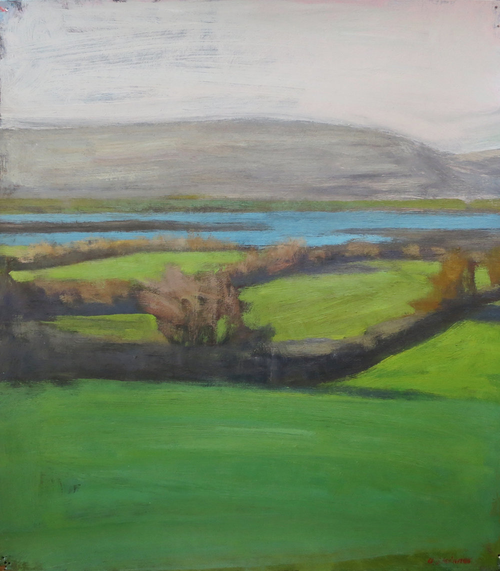 View to Gleninagh (sold)