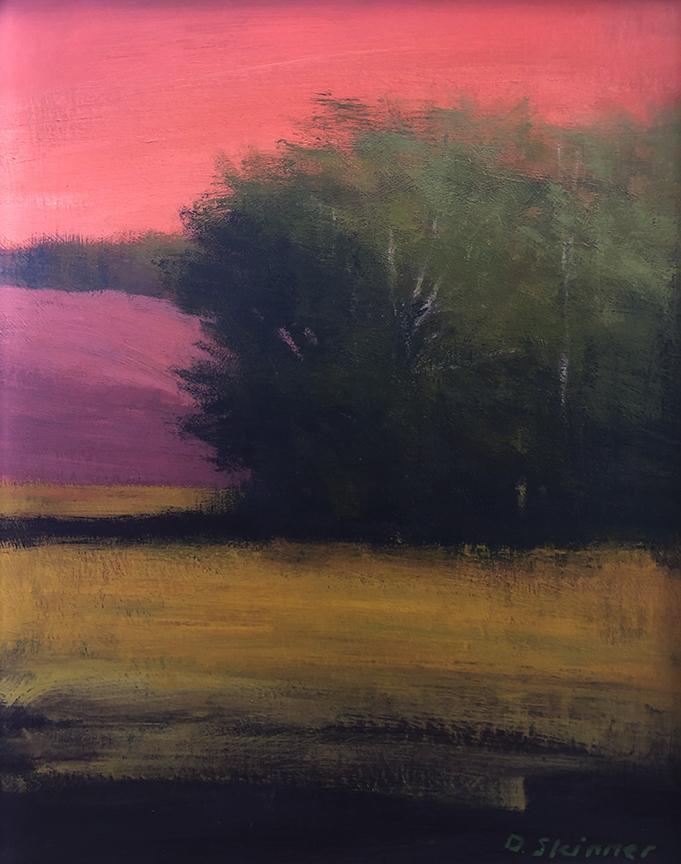 Orange Sky (sold)