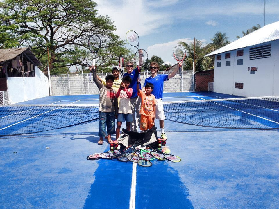 Tennis Racquets For Students In Kep
