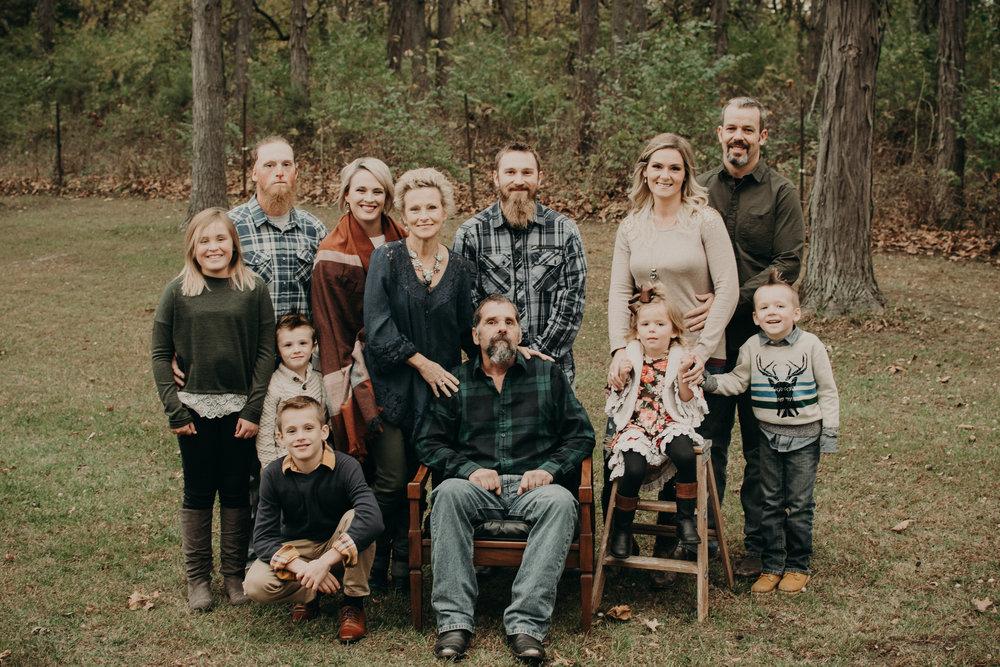 SCHERTZ - EXTENDED FAMILY
