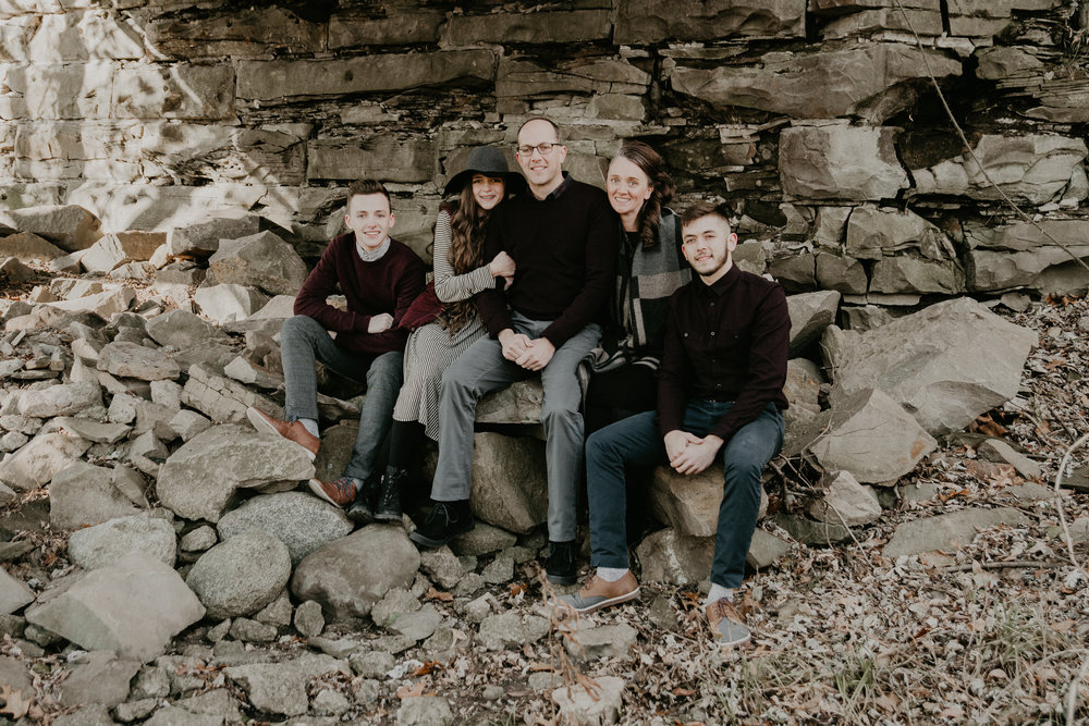 DILLINGHAM - FAMILY