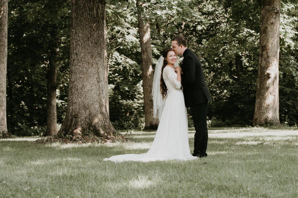 KLAUSING + GRANT - WEDDING