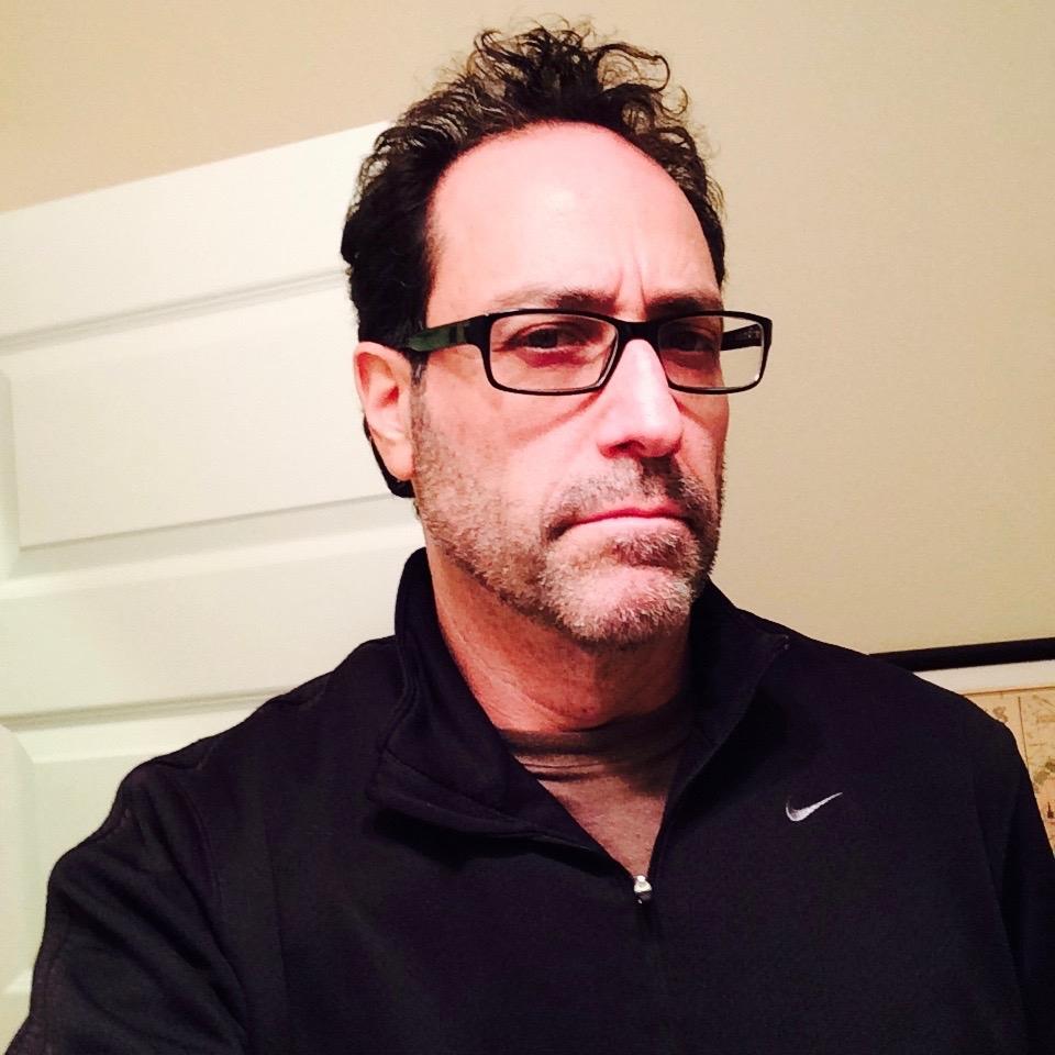 Rick Rosenberg - That smolder tho.