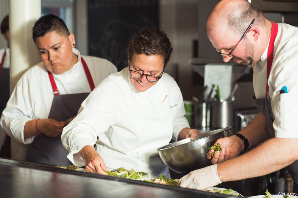 Chef Traci Des Jardins: San Francisco - May 2017