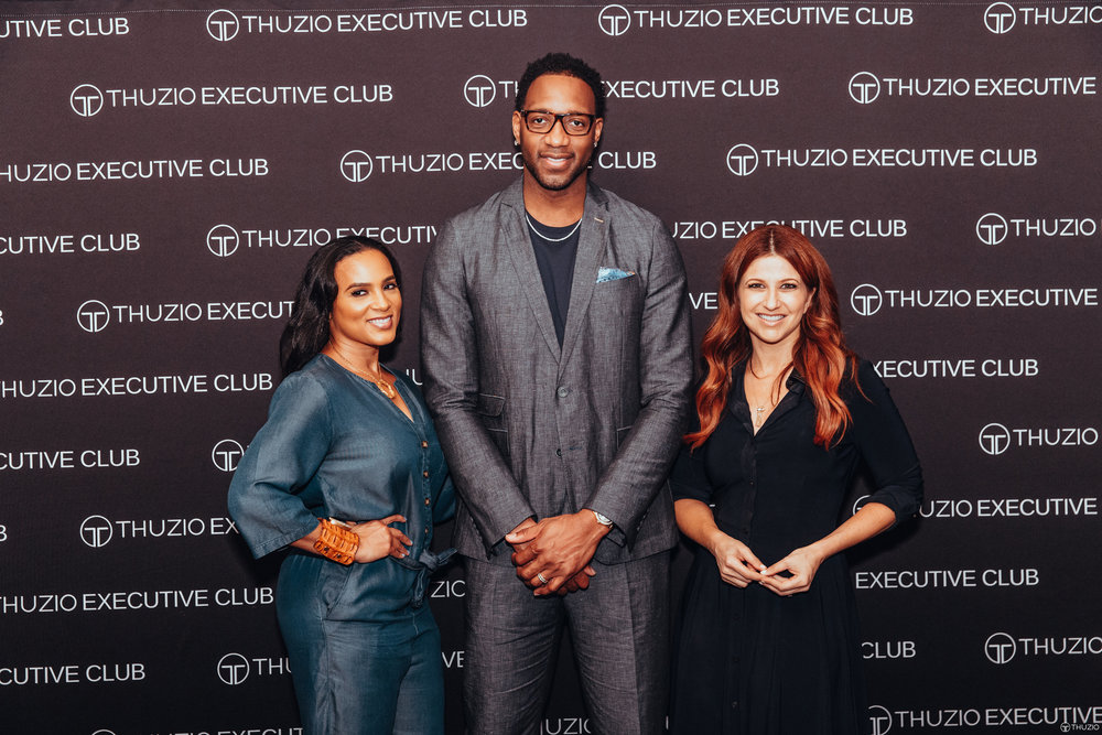 Tracy McGrady & CleRenda McGrady: Los Angeles - May 2017