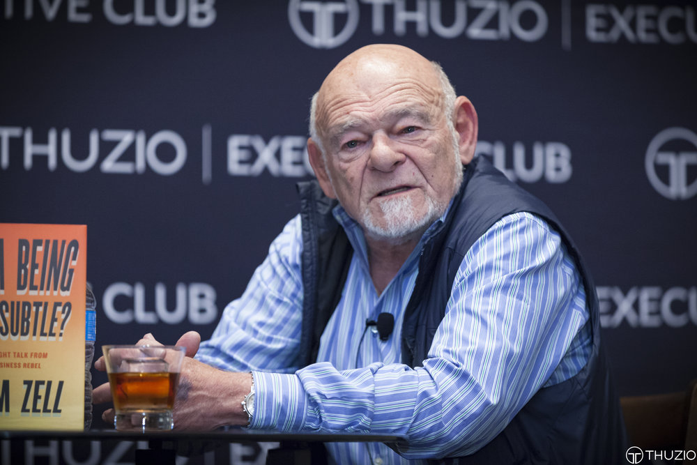 Sam Zell: Chicago - May 2017