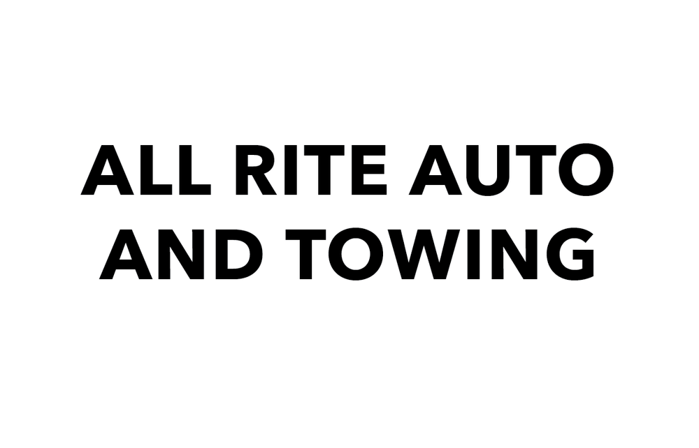 All Rite Towing