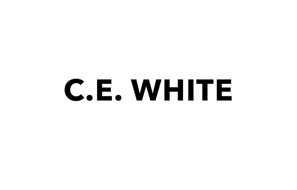 C. E. White