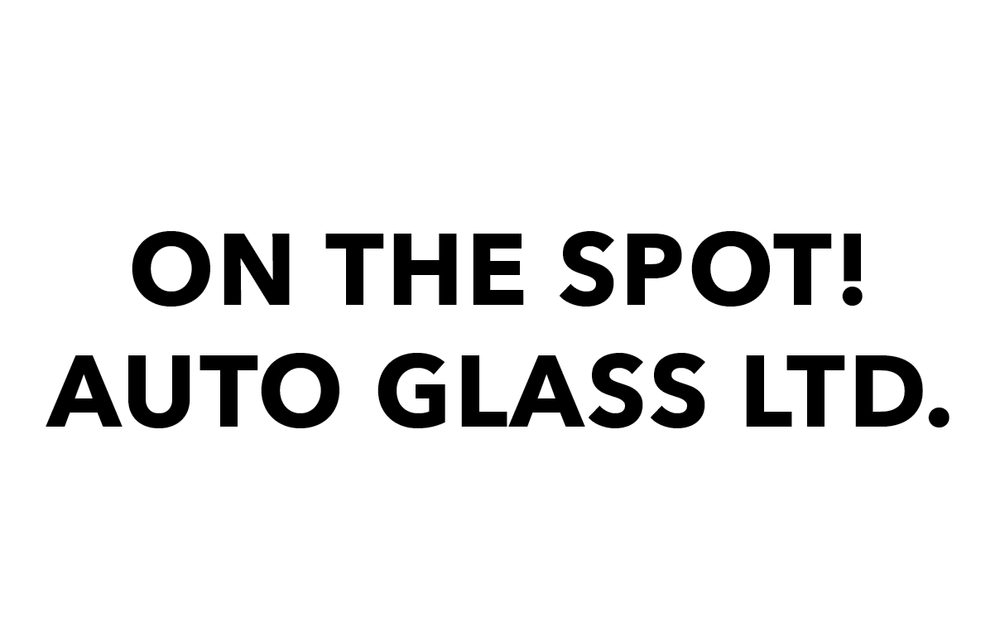 On The Spot! Auto Glass