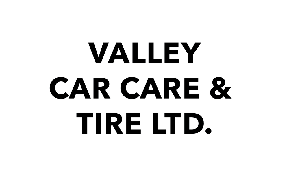 Valley Car Care & Tire Ltd