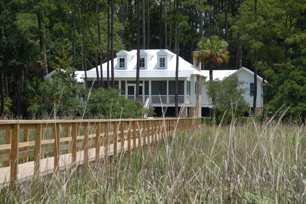 LOW COUNTRY CABIN