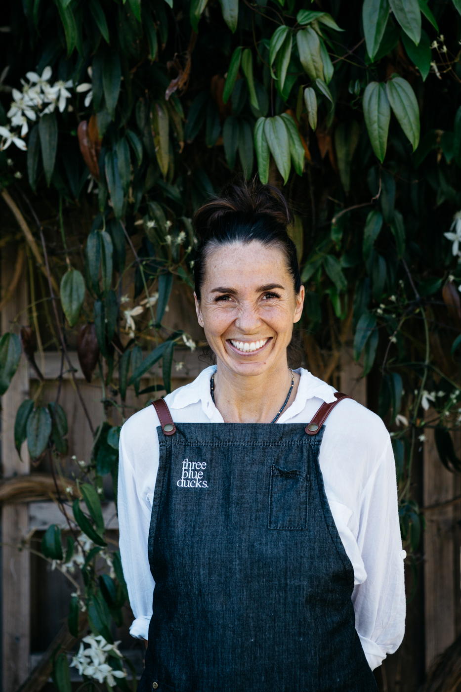 Haidee Hart Vancouver Saltspring Island Chef Portrait
