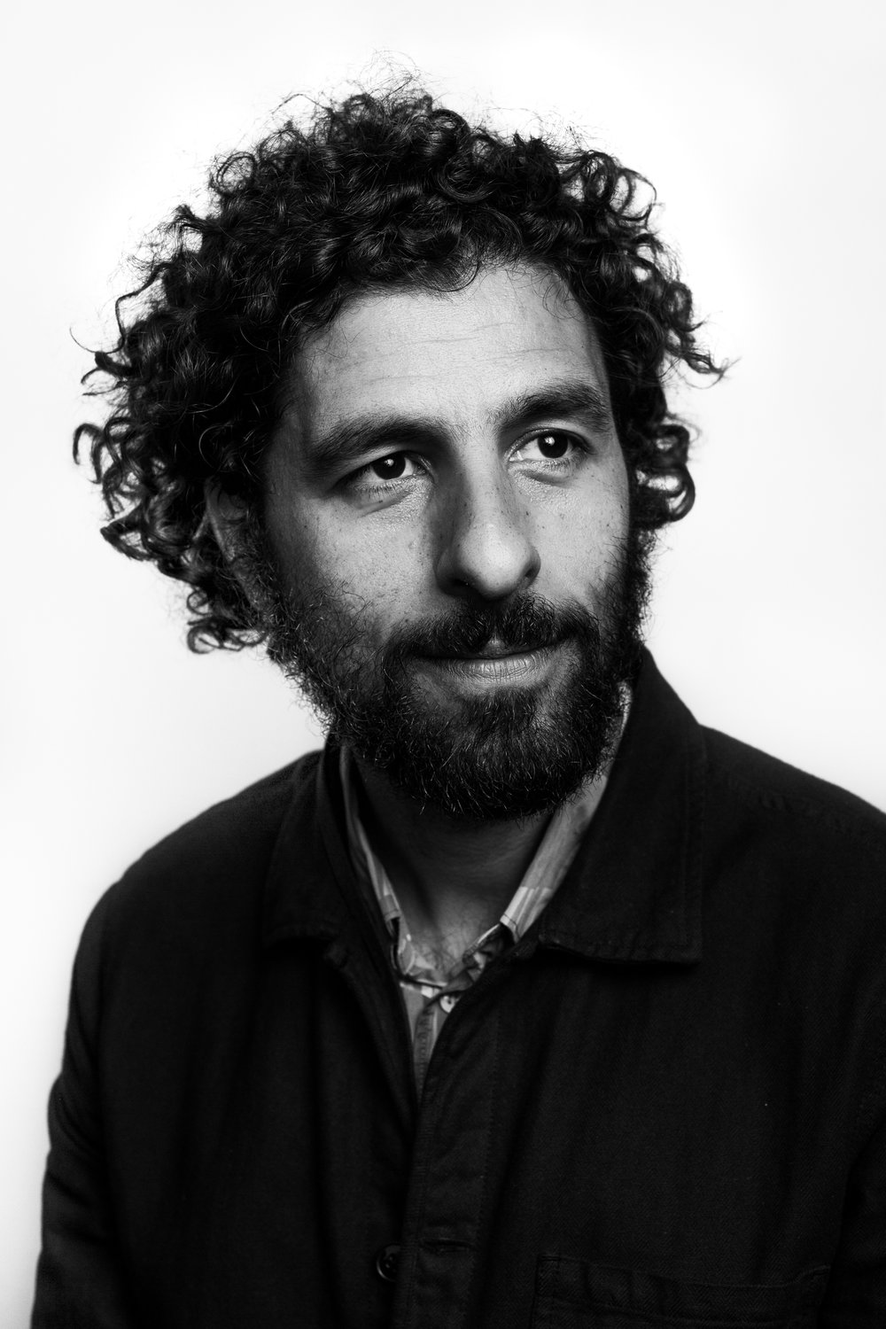 Thomas'  Folk Festival Portraits  - Shown here: Jose Gonzalez and Dallas Green