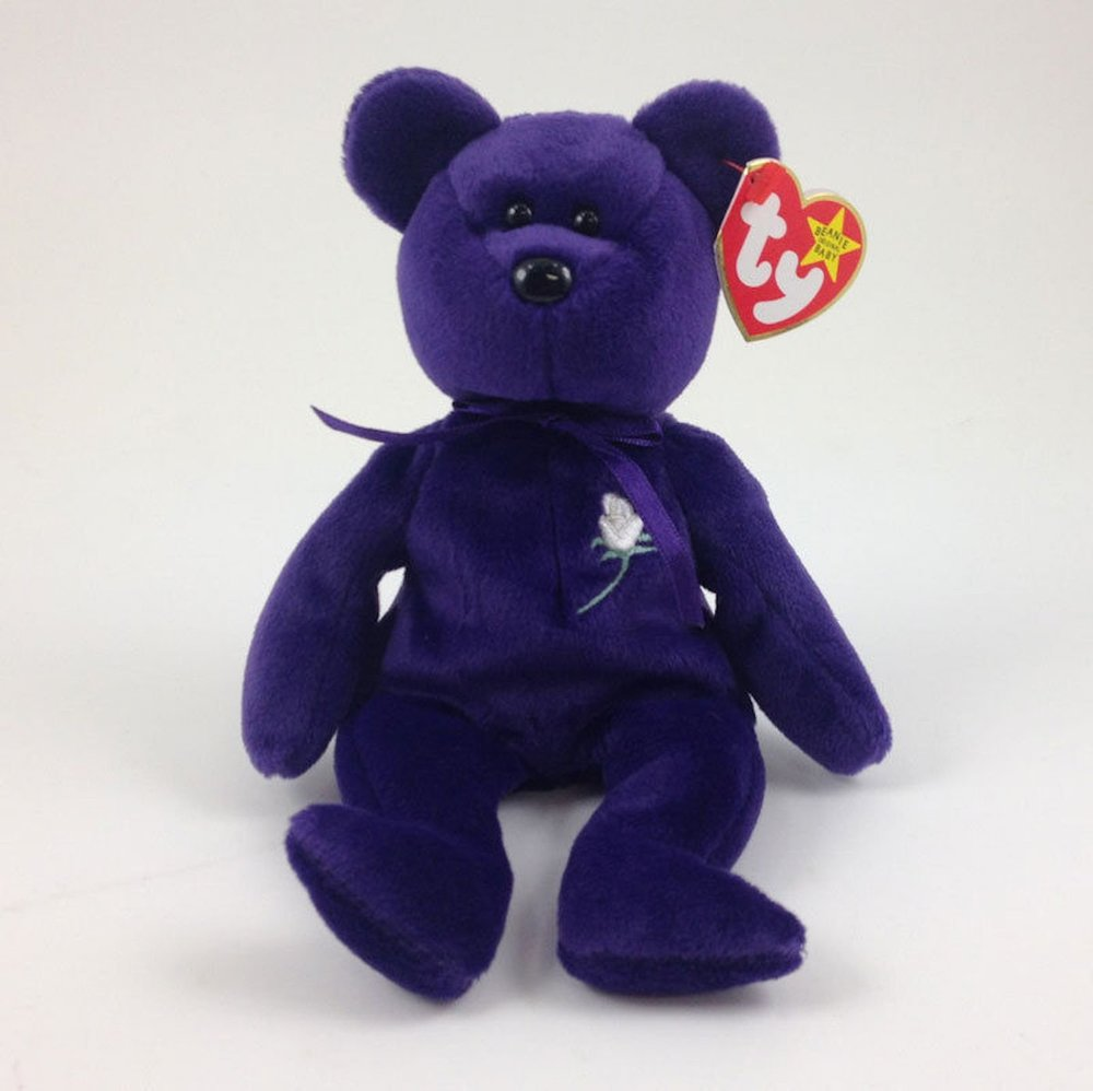 At one point in the late 1990s, people thought this beanie baby was worth over 5,000 dollars due to demand and perceived scarcity.