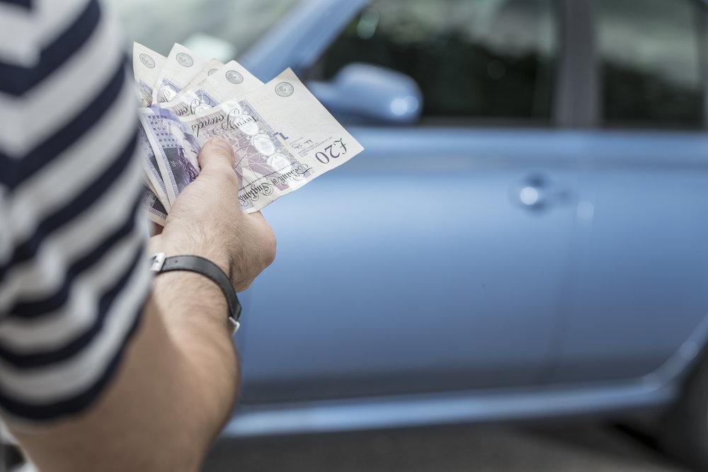 Buy a car -