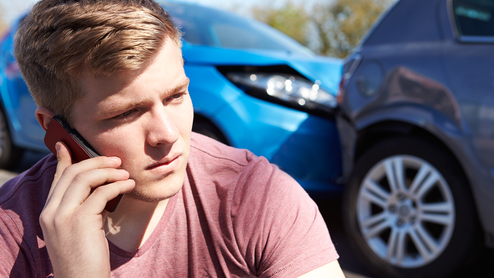 Young driver insurance -