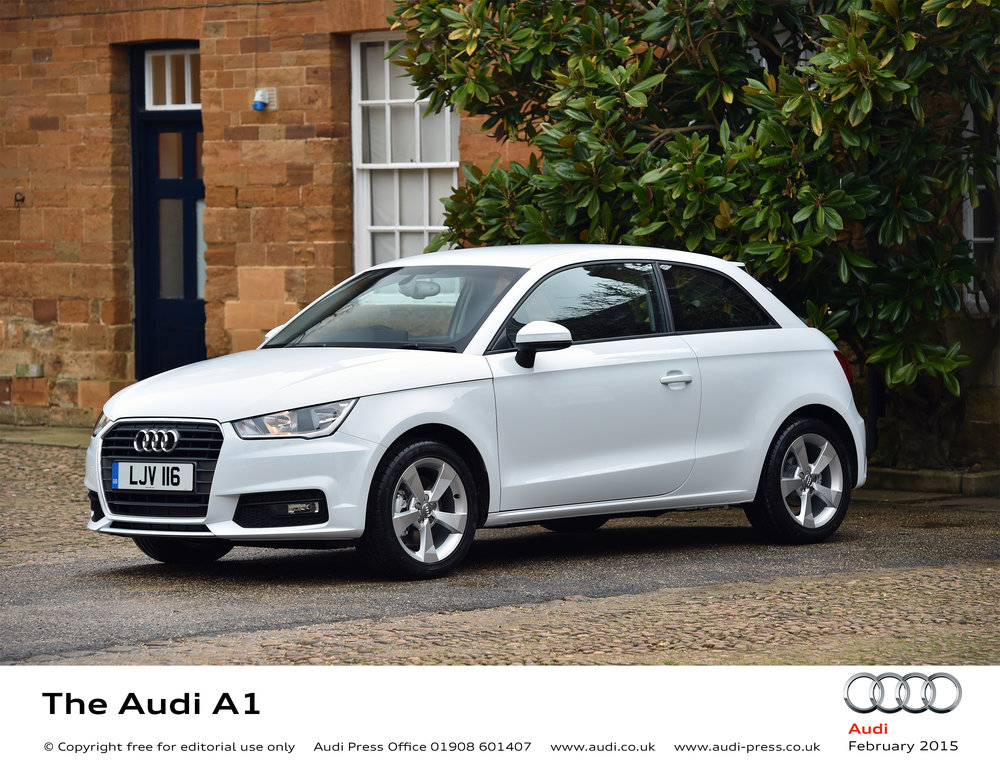 Audi brings a touch of class to the small car market with the brilliant A1.