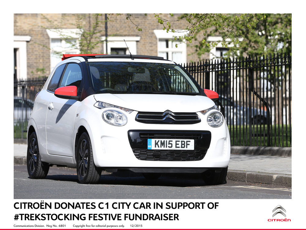 Small, fun and easy to drive, the Citroën C1 makes a great first car.