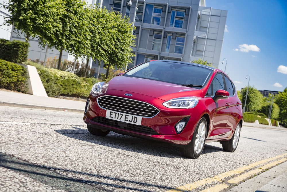 We think the latest Ford Fiesta is the best yet. It's great to drive and very safe.
