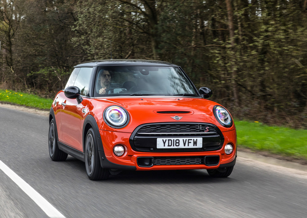 A modern classic. We love the MINI Hatch, but what do you think?