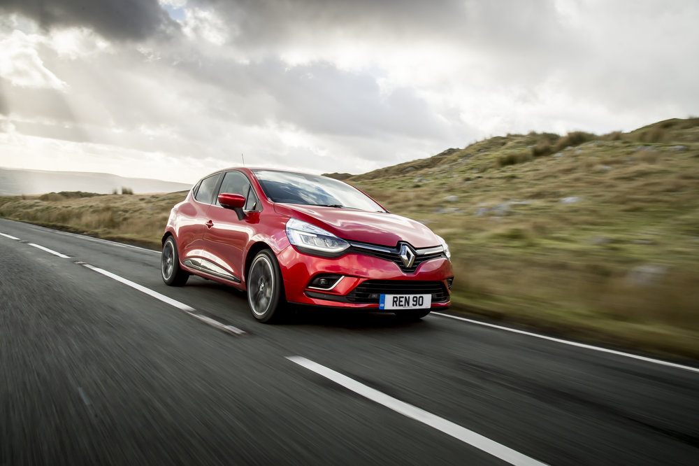 Packed with technology, the Renault Clio looks terrific and ticks all the right sensible boxes too.