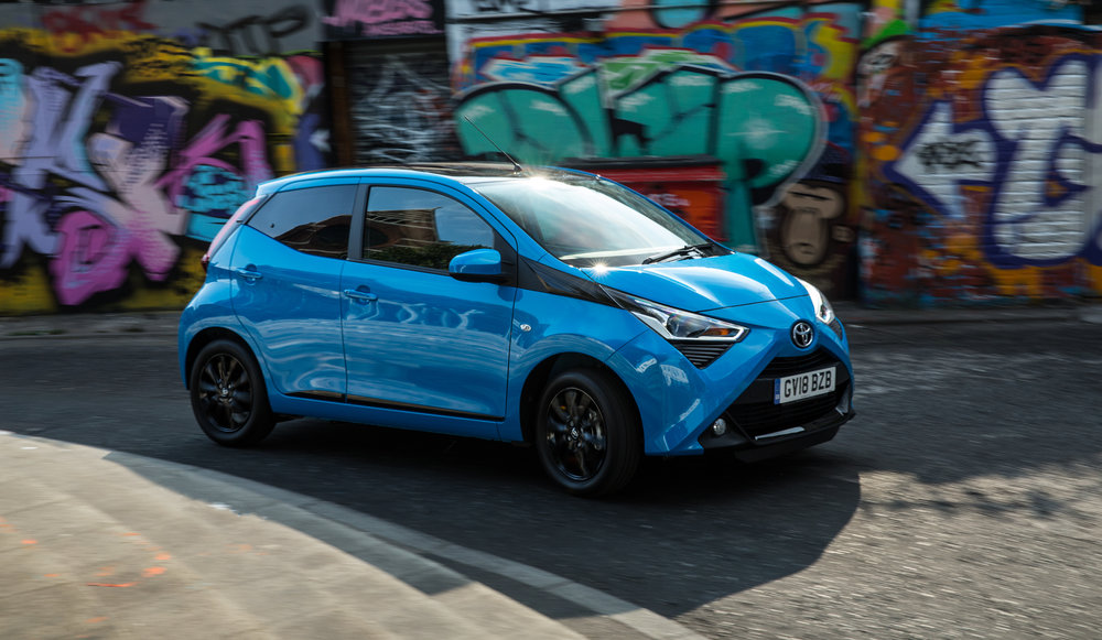 Looking for a first car you'll love driving and which won't let you down? How about the Toyota Aygo?