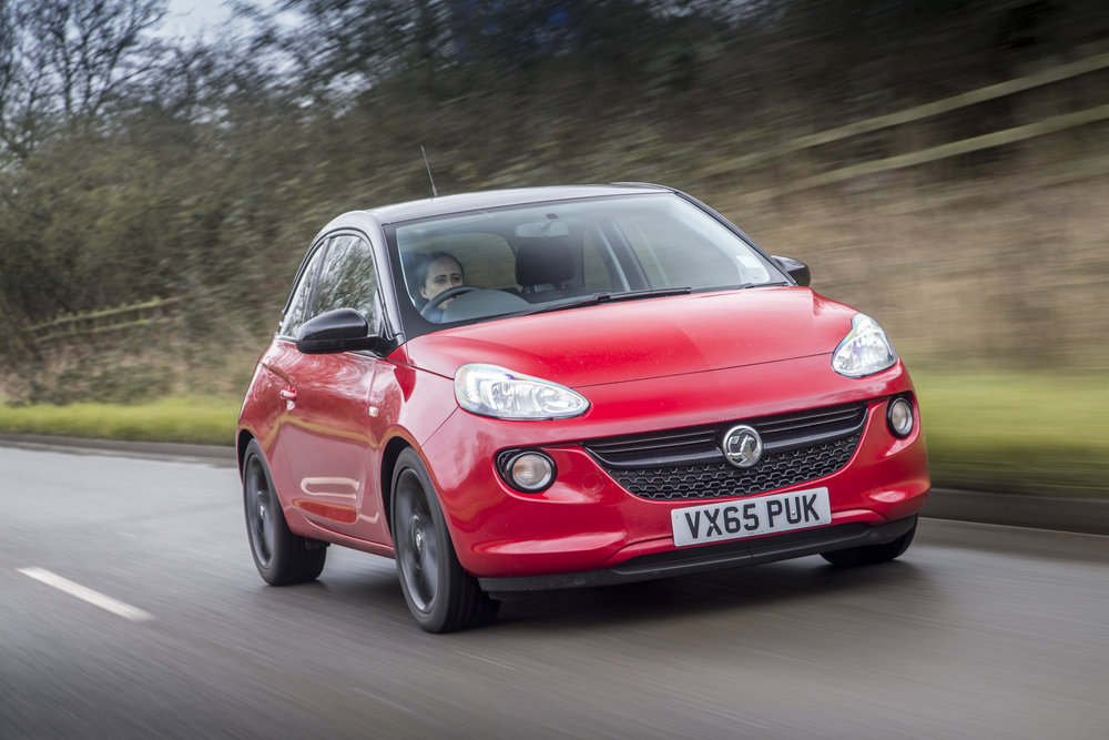 With lots of options to personalise the appearance inside and out, you can really express yourself with a Vauxhall Adam.