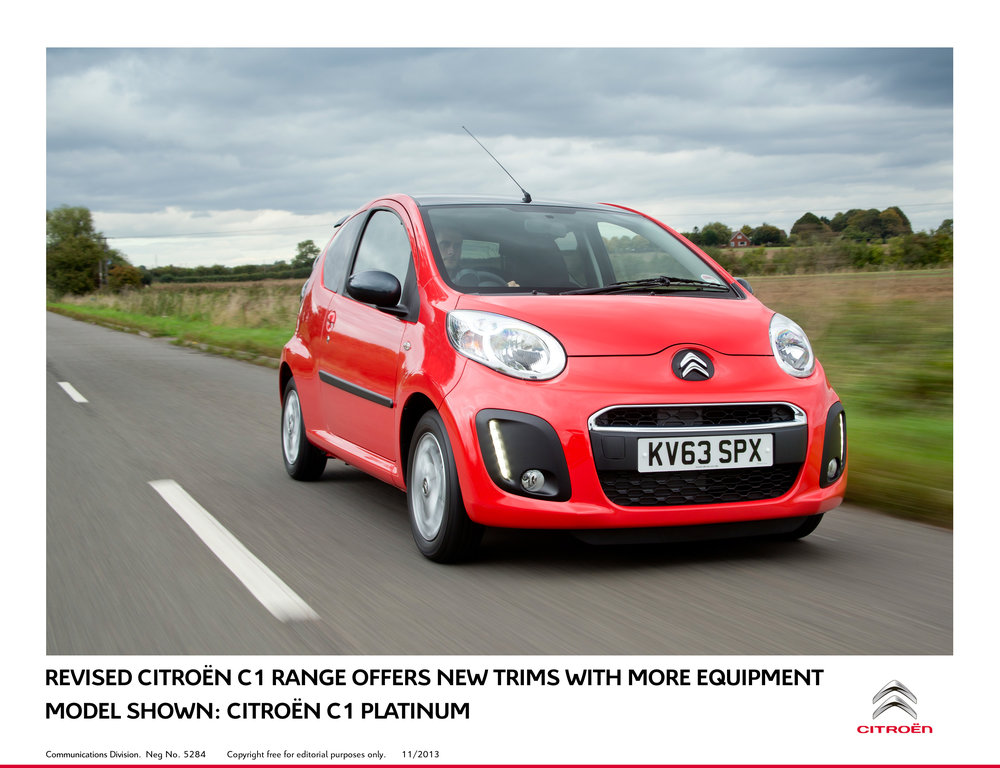 Citreon C1 (05-14)   Exceptionally low running costs mark the Citroën C1 as a brilliant budget buy. Cheeky looks and a fun personality add to the C1's appeal as a first car.