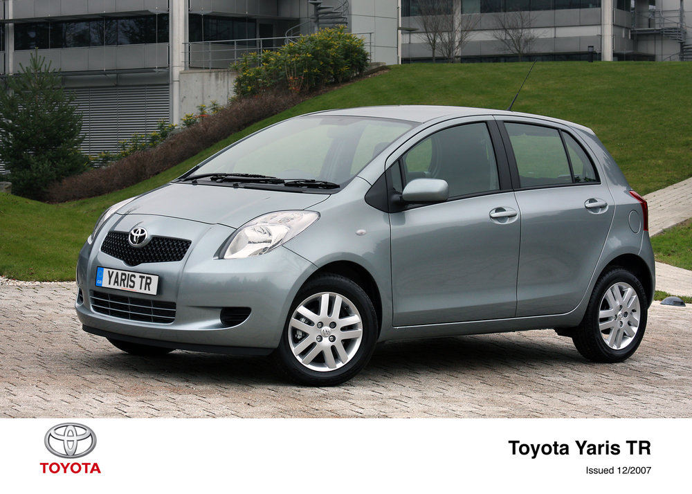 Toyota Yaris (06-11)   Cheap first cars don't get more sensible than the Toyota Yaris. It's reliable, safe, and affordable to buy and run.