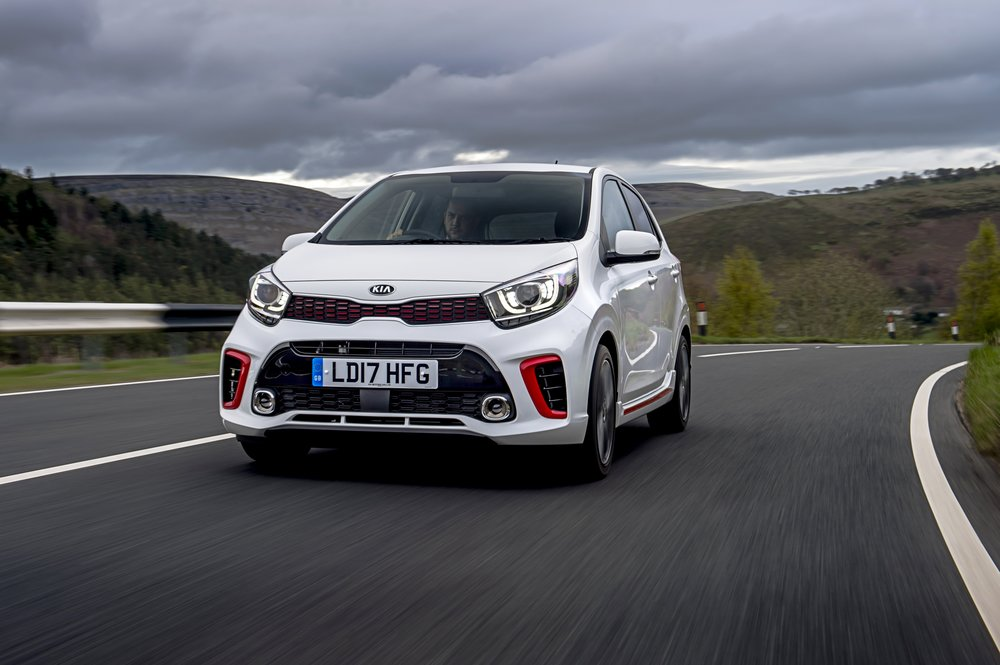 Kia Picanto   With fresh looks, plenty of scope for personalisation, and good safety standards, the Kia Picanto is a very capable first car. The seven-year warranty adds to its appeal.