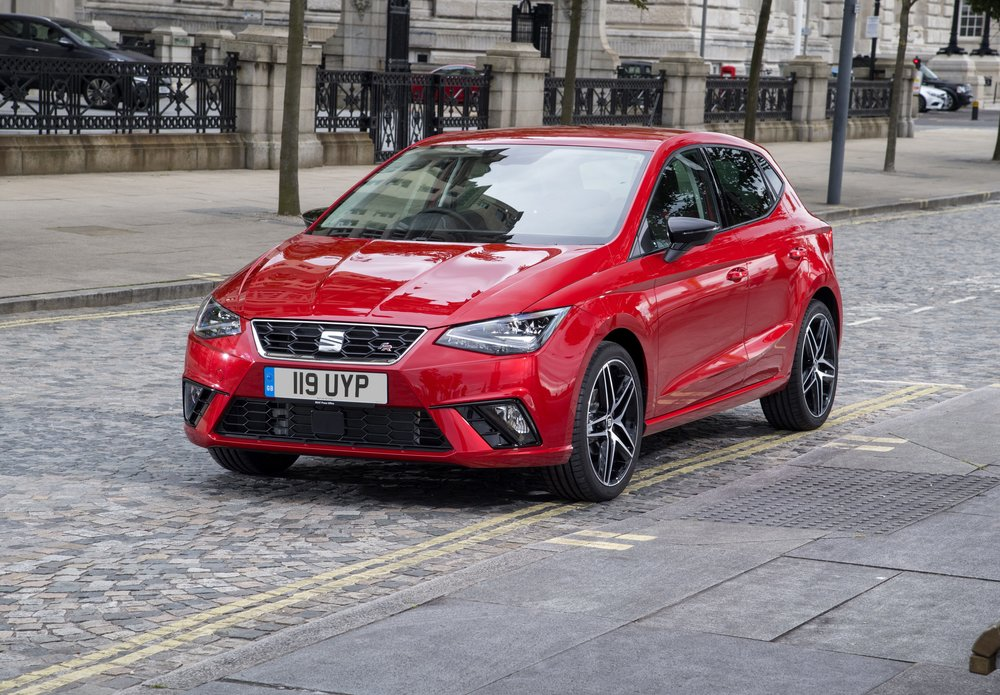 Seat Ibiza   Strong in a crash, and equipped with high-tech driver aids, the Seat Ibiza is one of the safest superminis on sale.