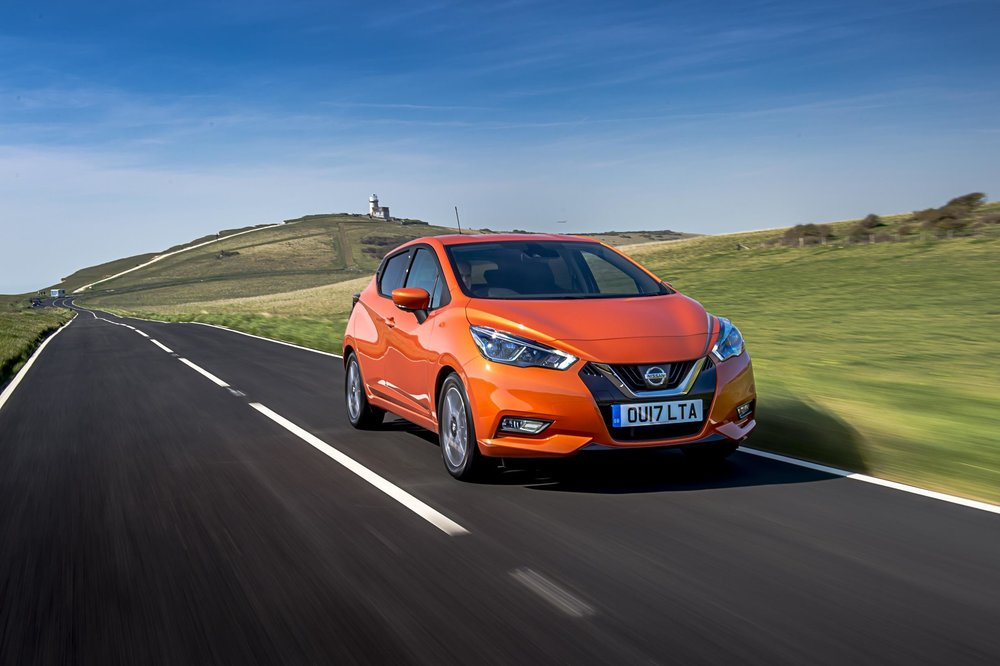 Nissan Micra   One of the new generation of superminis with big-car safety features as standard, the Micra has a five-star rating from the experts at Euro NCAP.