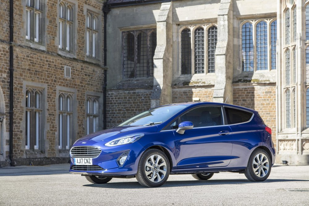 Ford Fiesta   Striking design and real driver appeal earns the Ford Fiesta a place on the 'Most Wanted' shortlist. It's a first car any new driver would be proud to own.