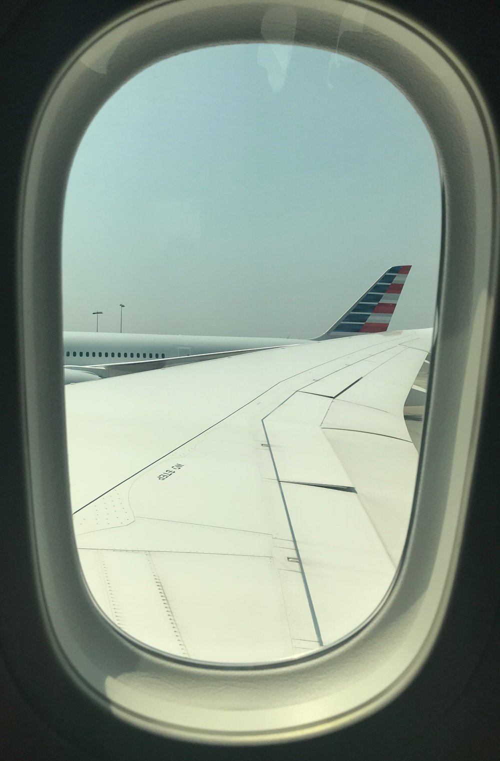View from LAX
