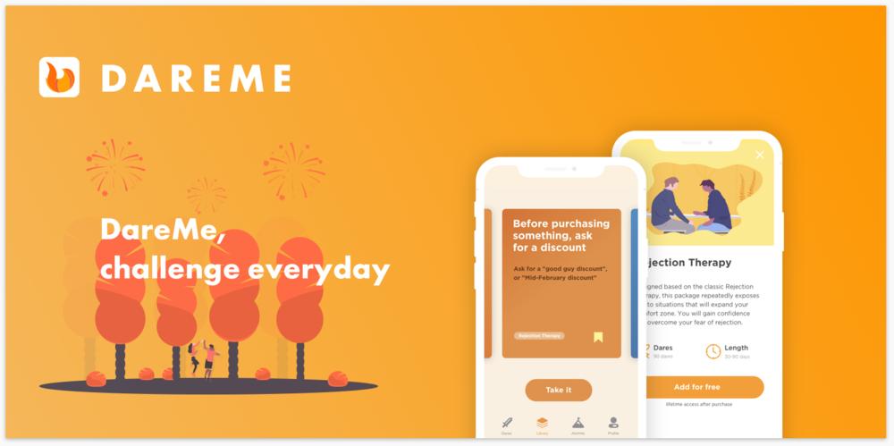 The DareMe App