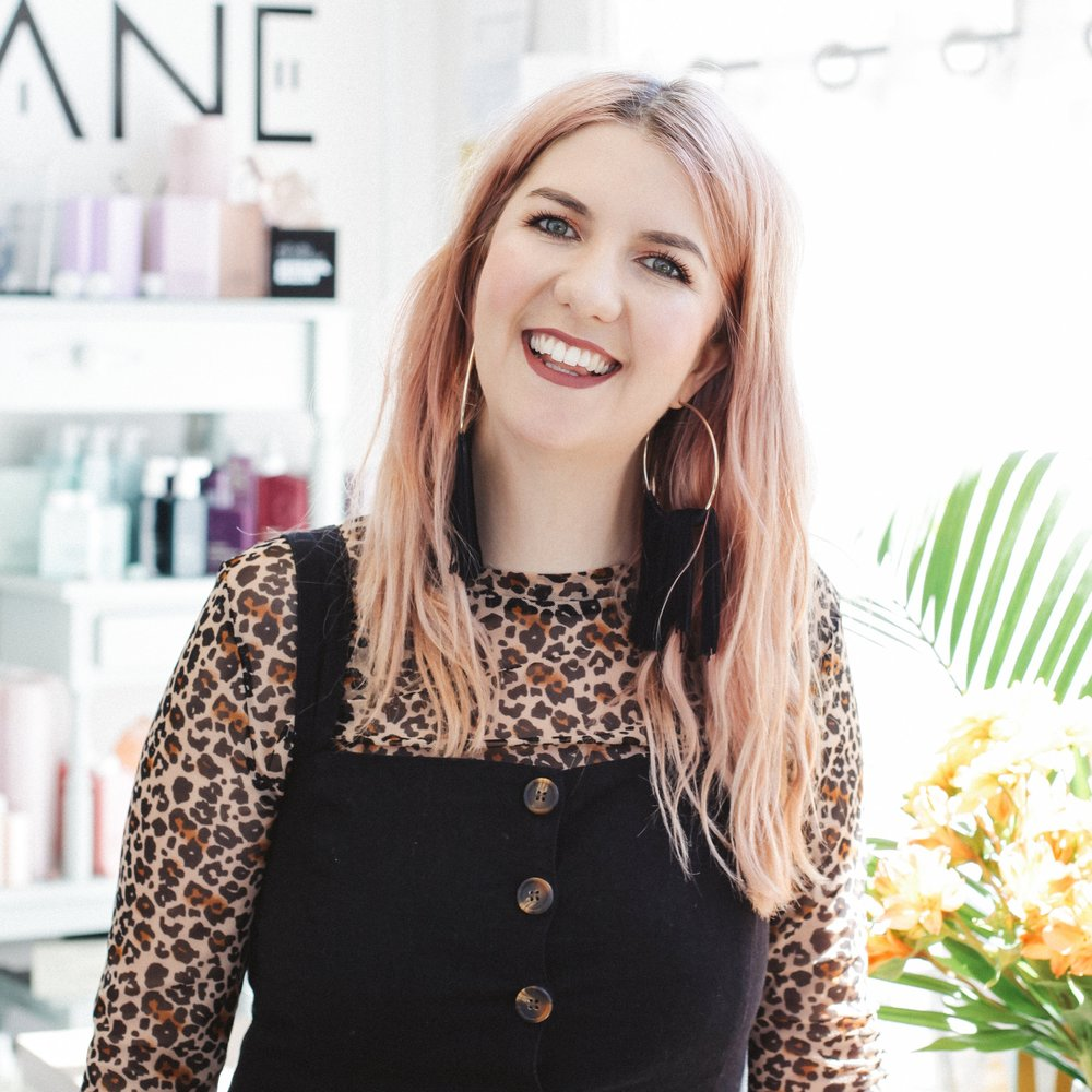 KIRI -  @HAIR_BY_KIRI   My favourite color? The rainbow or black,  because they count, right?  I also love me a good hot chocolate.  EXECUTIVE STYLIST/COLOUR SPECIALIST