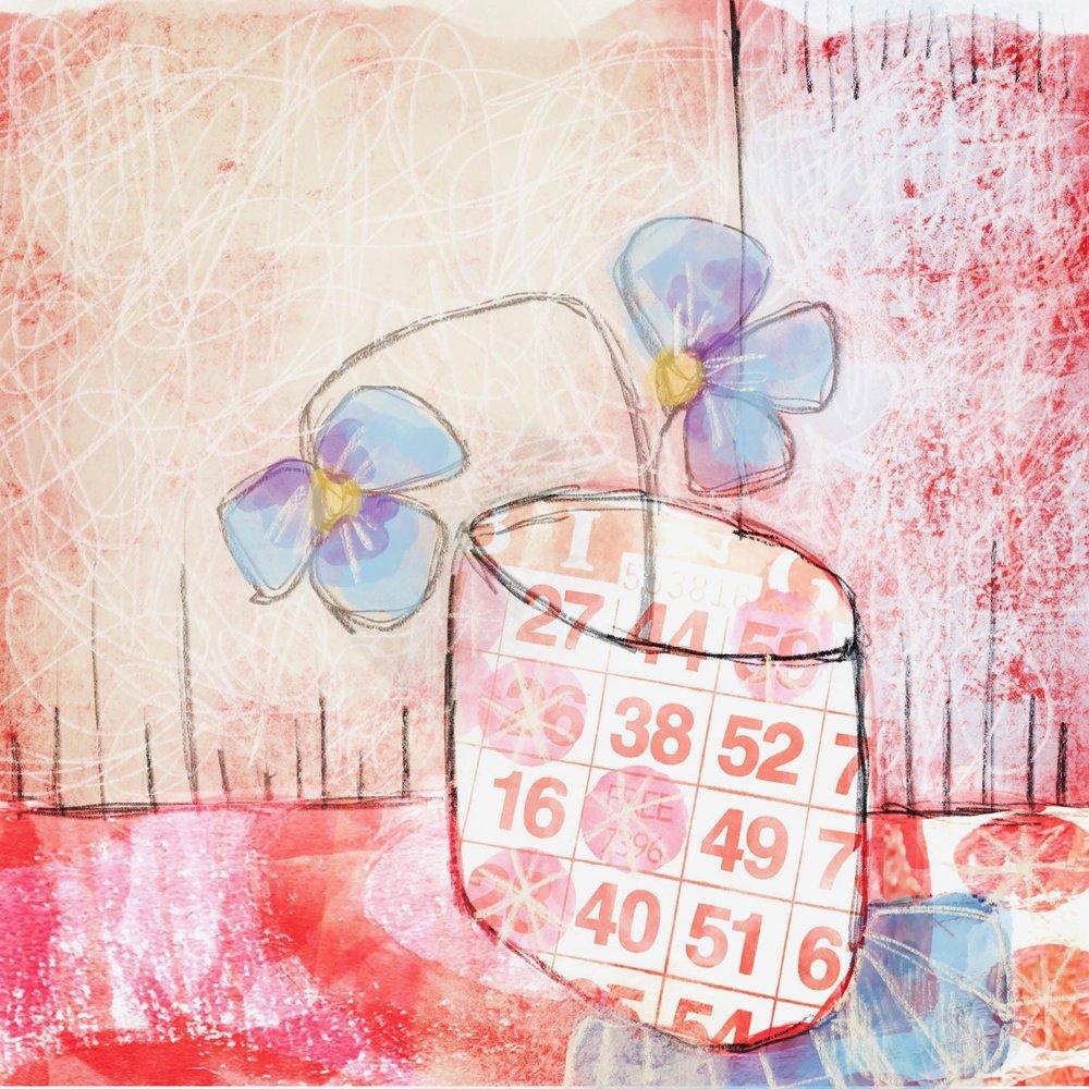 Bingo Orchid