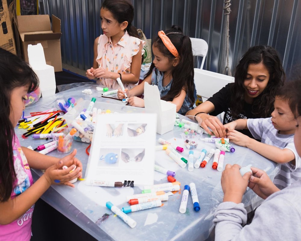 MONTHLY WORKSHOPSWITH BARNSDALL ARTS - March 10 / April 14 / May 12 / June 9 / June 22