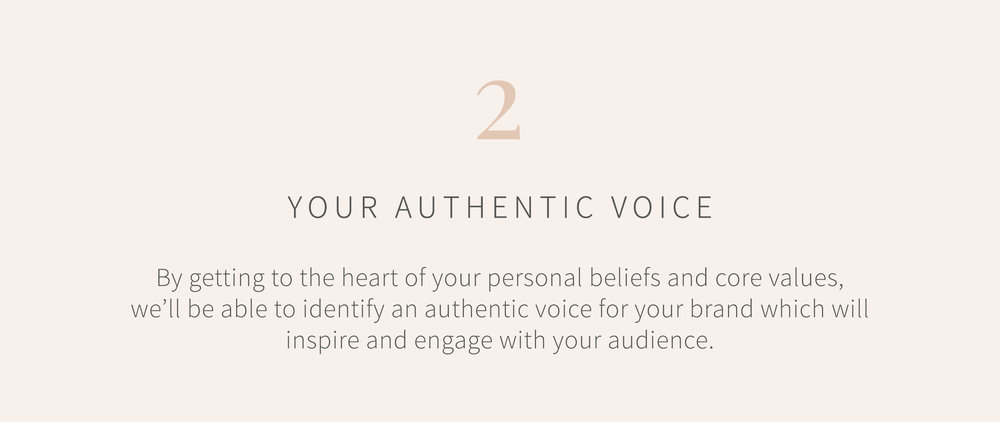 Your Authentic Voice